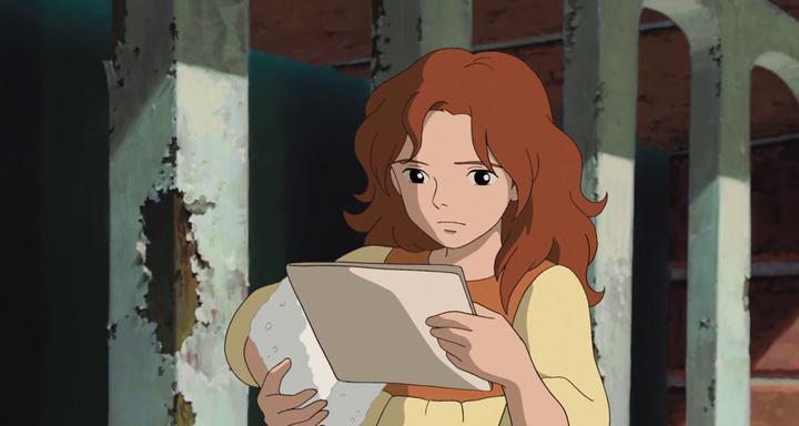 Arrietty staunt über den eskalierenden Listenreichtum